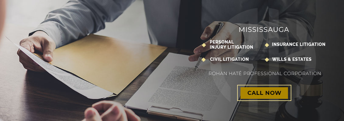 Personal Injury Lawyer Mississauga