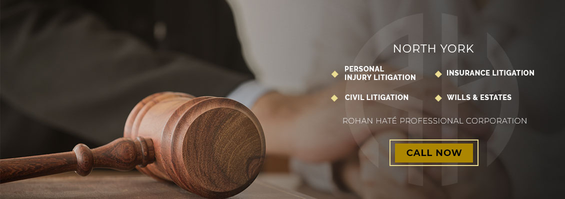 Personal Injury Lawyer North York