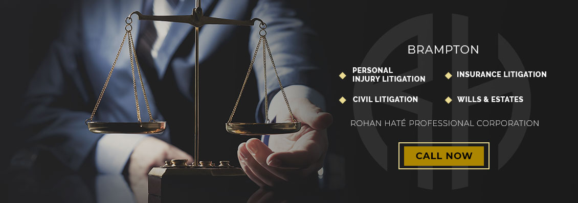 Personal Injury Lawyer Brampton