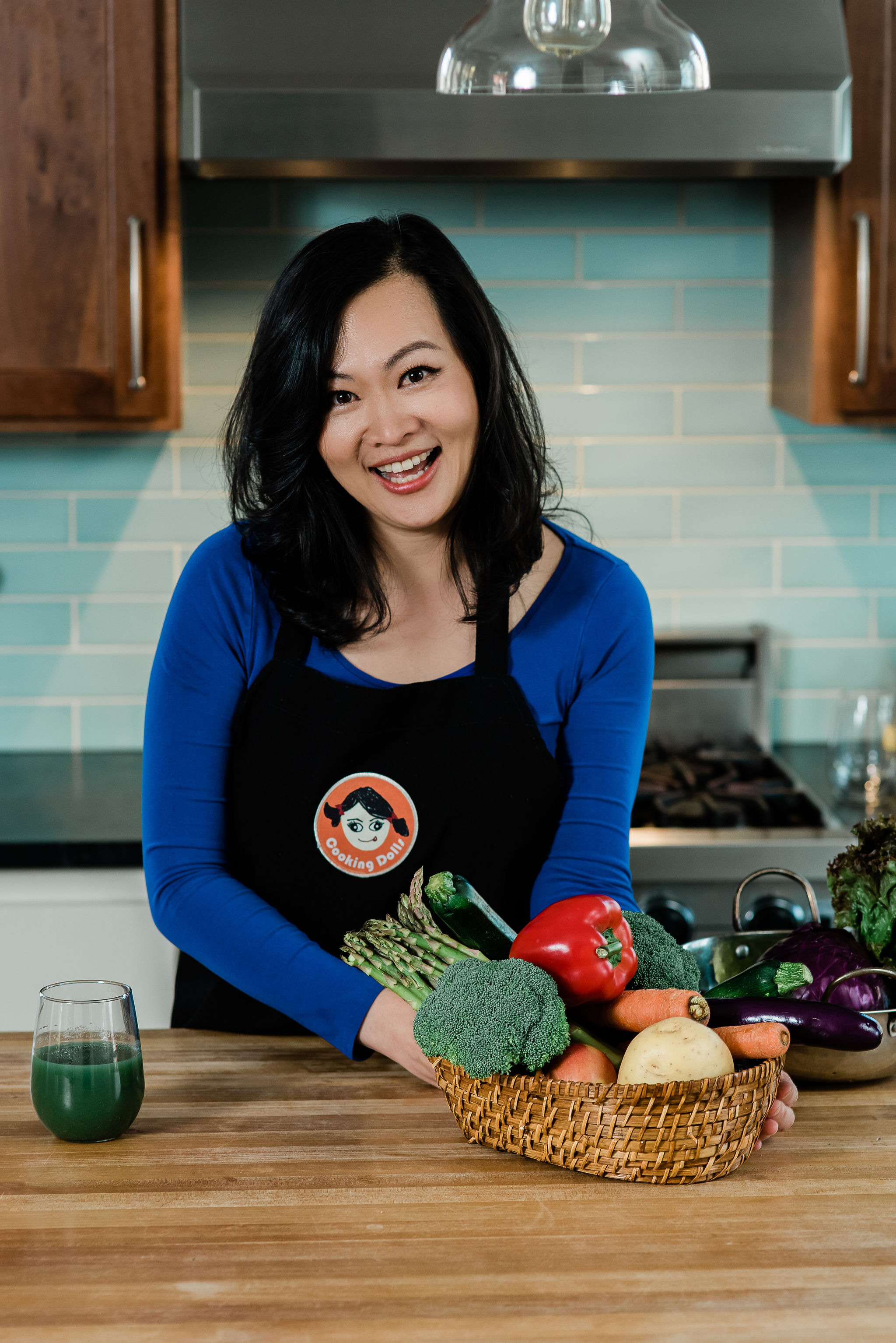 Chef Olive Huang, Seattle Personal Chef