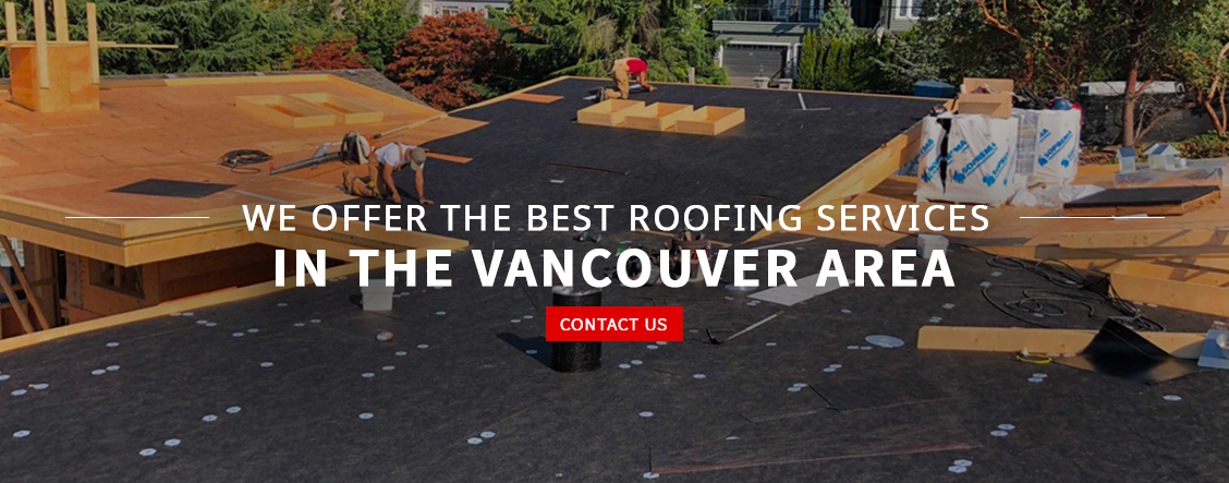 Residential Roofing Vancouver by Citadel