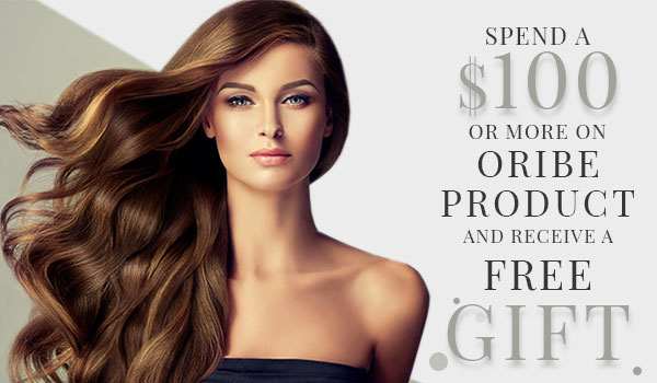 Spend 100 Dollars or more on ORIBE Product and receive a Free Gift - The Manor - A Boutique Hair Salon Toronto