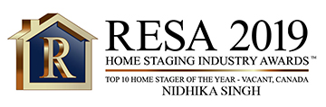 RESA 2019 - Top 10 Home Stager of the Year