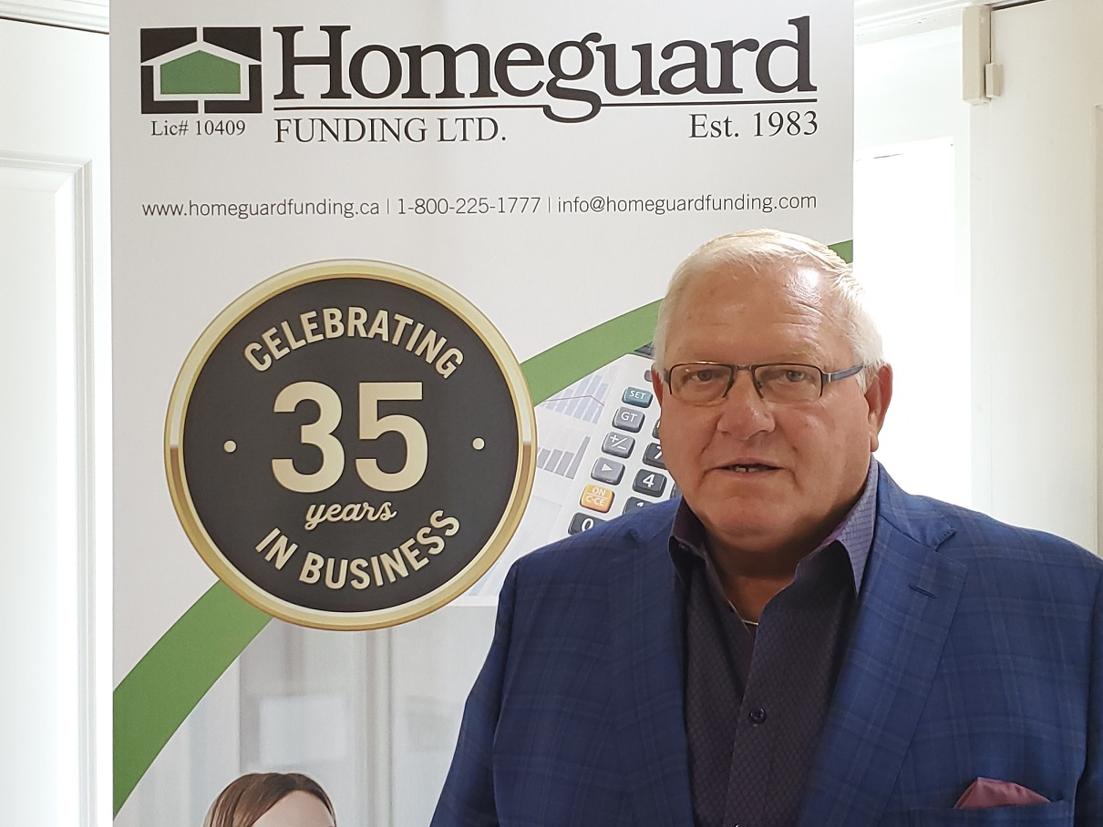2019 Canadian Mortgage Hall of Fame Inductee - Wayne