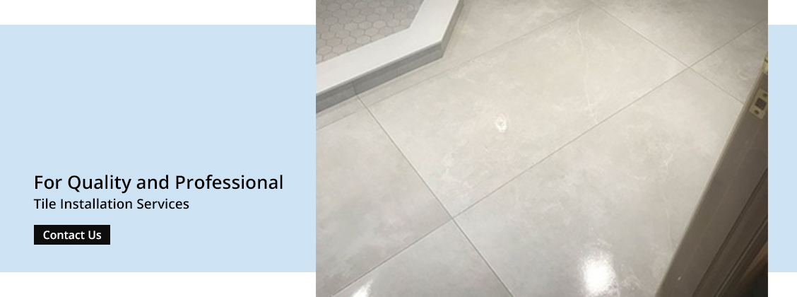 Tile Installation Services Wasaga Beach ON