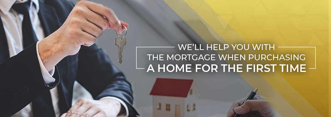We'll Help You With The Mortgage When Purchasing A Home For The First Time Thornhill