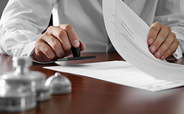 Notarizing Documents - Miscellaneous Legal Services Offered by Top Criminal Lawyer Mississauga