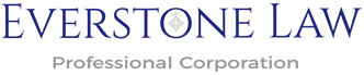 Everstone Law Professional Corporation Logo