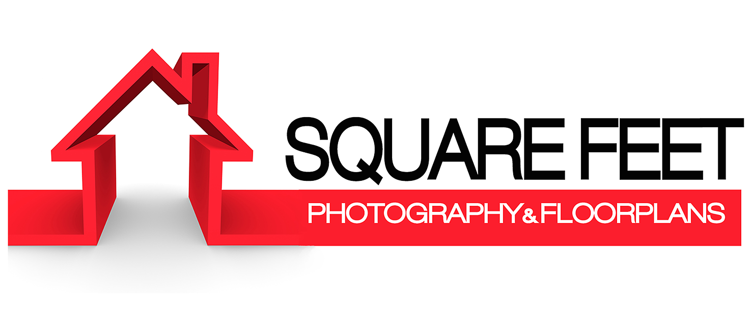 Square Feet Photography and Floor Plans Logo