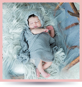 Newborn Photography Services by Eve Parisa