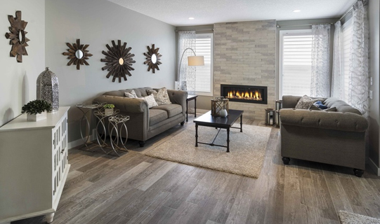 Siena Flooring Inc. - Service Areas Okotoks