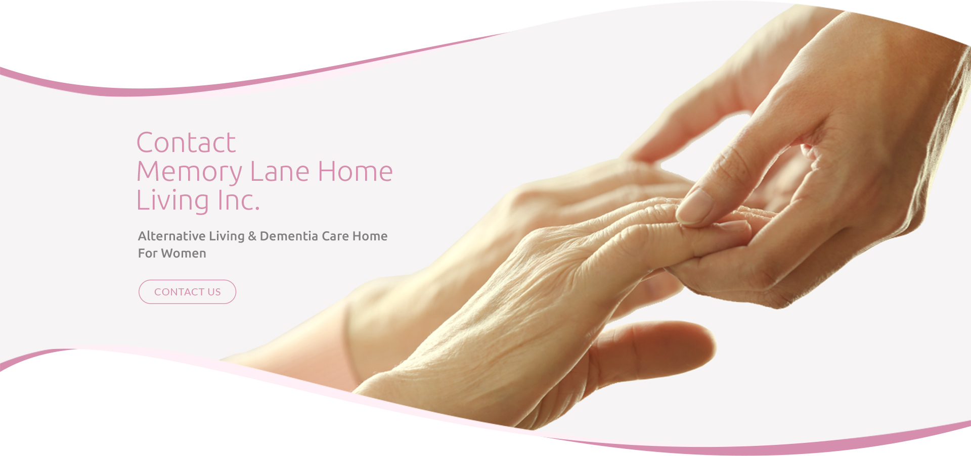 Memory Lane Home Living Inc. - Assisted Living and Dementia Care Home for Women
