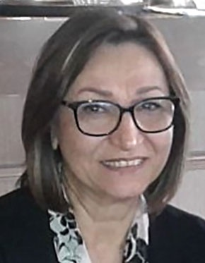 MINA SHIRVANI (BOARD MEMBER)