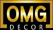 OMG DECOR Logo