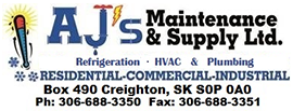 AJ's Maintenance & Supply Ltd. logo