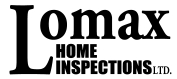 Lomax Home Inspections Ltd Logo