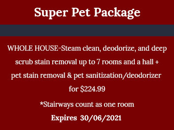 Super Set Package - Cleaning Services Atlanta by Preferred Carpet Cleaning and Floor Care