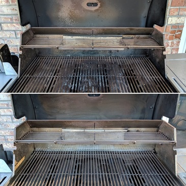 BBQ Steam Cleaning kelowna