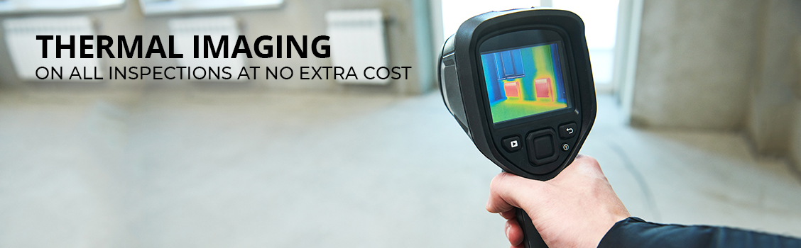 Thermal Imaging on all Inspections at no Extra Cost