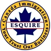 Esquire Canada Immigration and Education Logo
