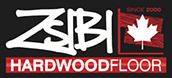 Zsibi Hardwood Floor Inc Logo