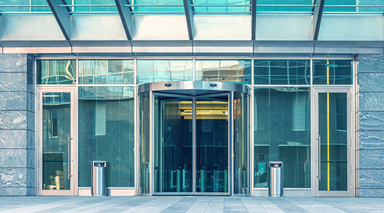 Automatic Door Installation Burnaby BC
