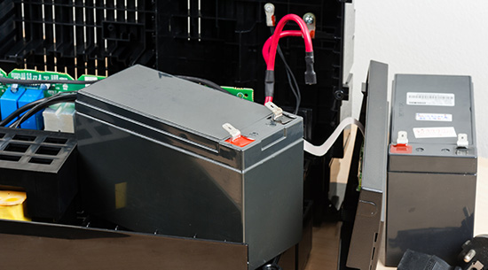 Security System Battery Replacement Burnaby BC