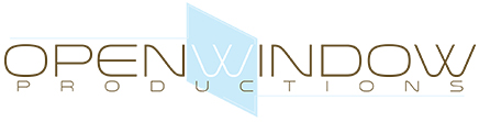 Open Window Productions logo