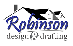 Robinson Design & Drafting logo