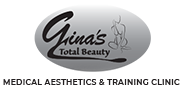 Ginas Total Beauty Medical Aesthetic and Training Clinic Logo