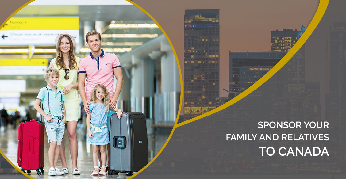 Sponsor Your Family And Relatives To Canada Brampton