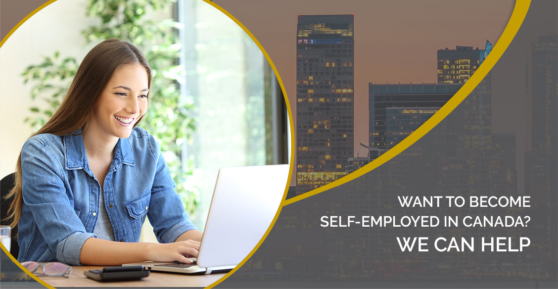 Self Employed Visa Brampton