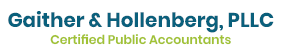 Gaither & Hollenberg, PLLC Logo