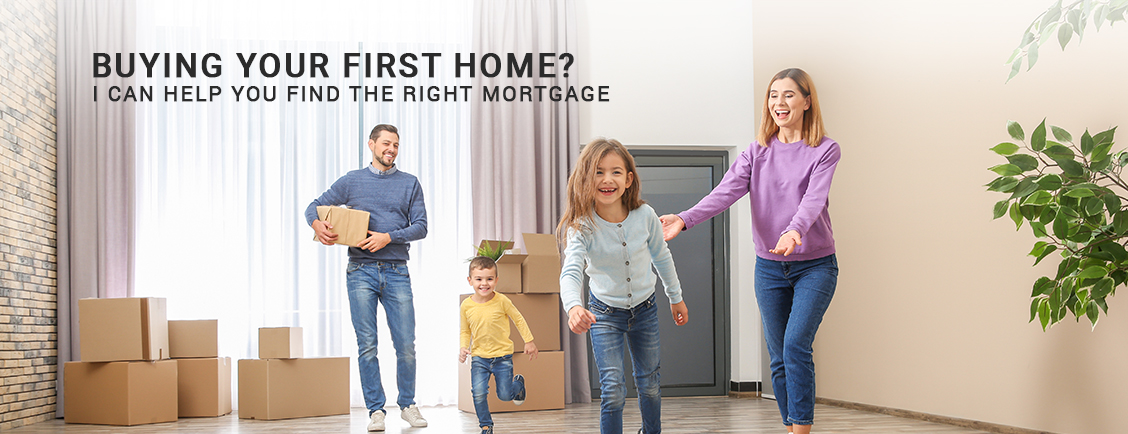 Buying Your First Home Can Help You Find The Right Mortgage