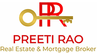 Preeti Rao Real Estate & Mortgage Broker Logo