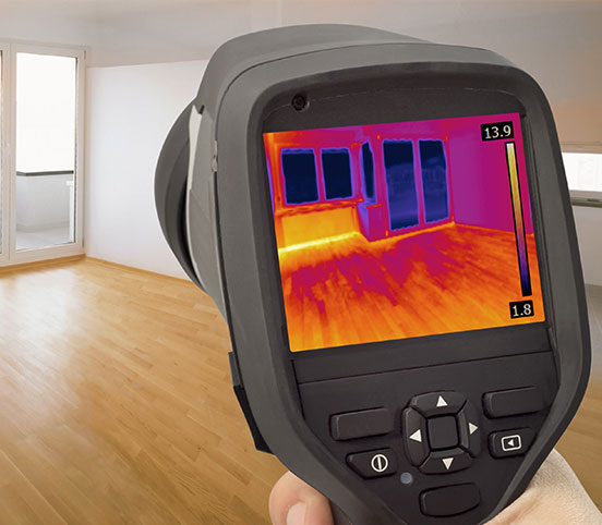 Thermal Imaging in scotland