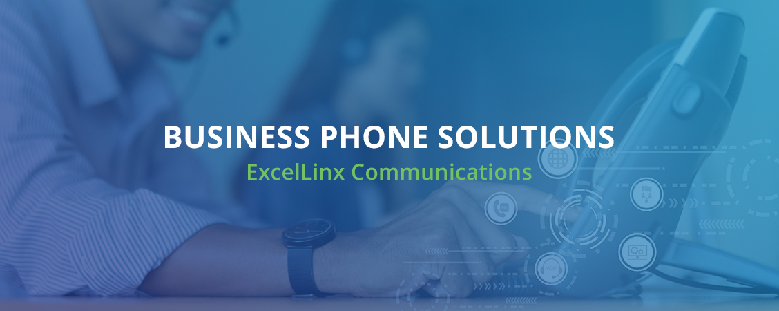Business Phone Solutions ExcelLinx Communications Toronto