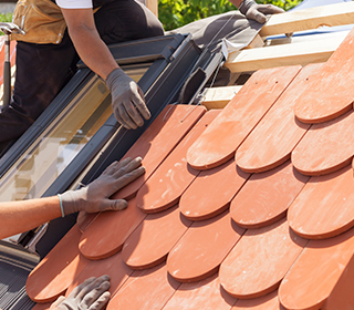 Tile Roof Installation, Repair, Replacement