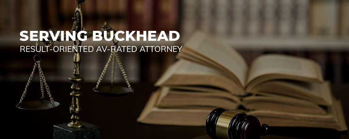 Result-Oriented AV-Rated Attorney Serving Buckhead