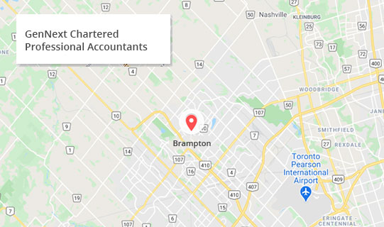 GenNext Chartered Professional Accountants Brampton