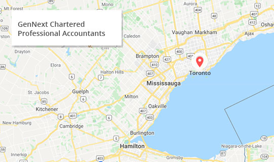 GenNext Chartered Professional Accountants Toronto