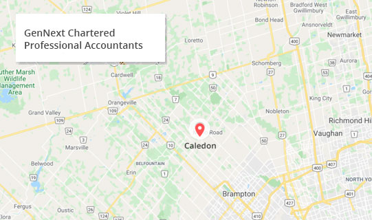 GenNext Chartered Professional Accountants Caledon