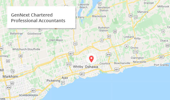 GenNext Chartered Professional Accountants Oshawa