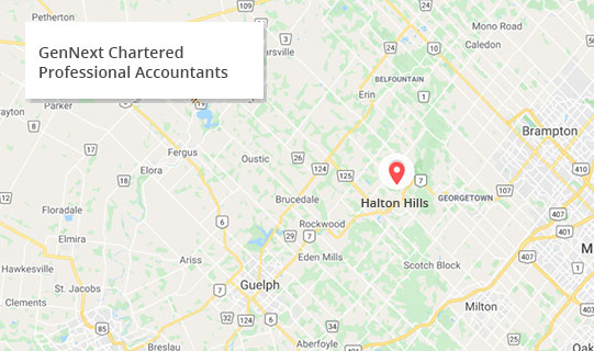 GenNext Chartered Professional Accountants Halton Hills