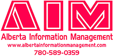 Alberta Information Management Logo