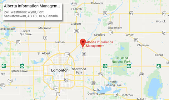Alberta Information Management