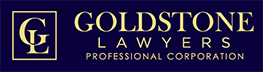 Goldstone Lawyers Professional Corporation Logo