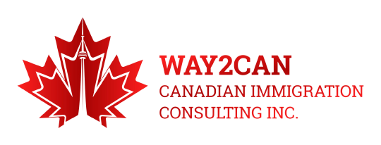 Way2Can, Canadian Immigration Consulting Inc. Logo