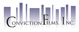 Conviction Films, Inc. Logo