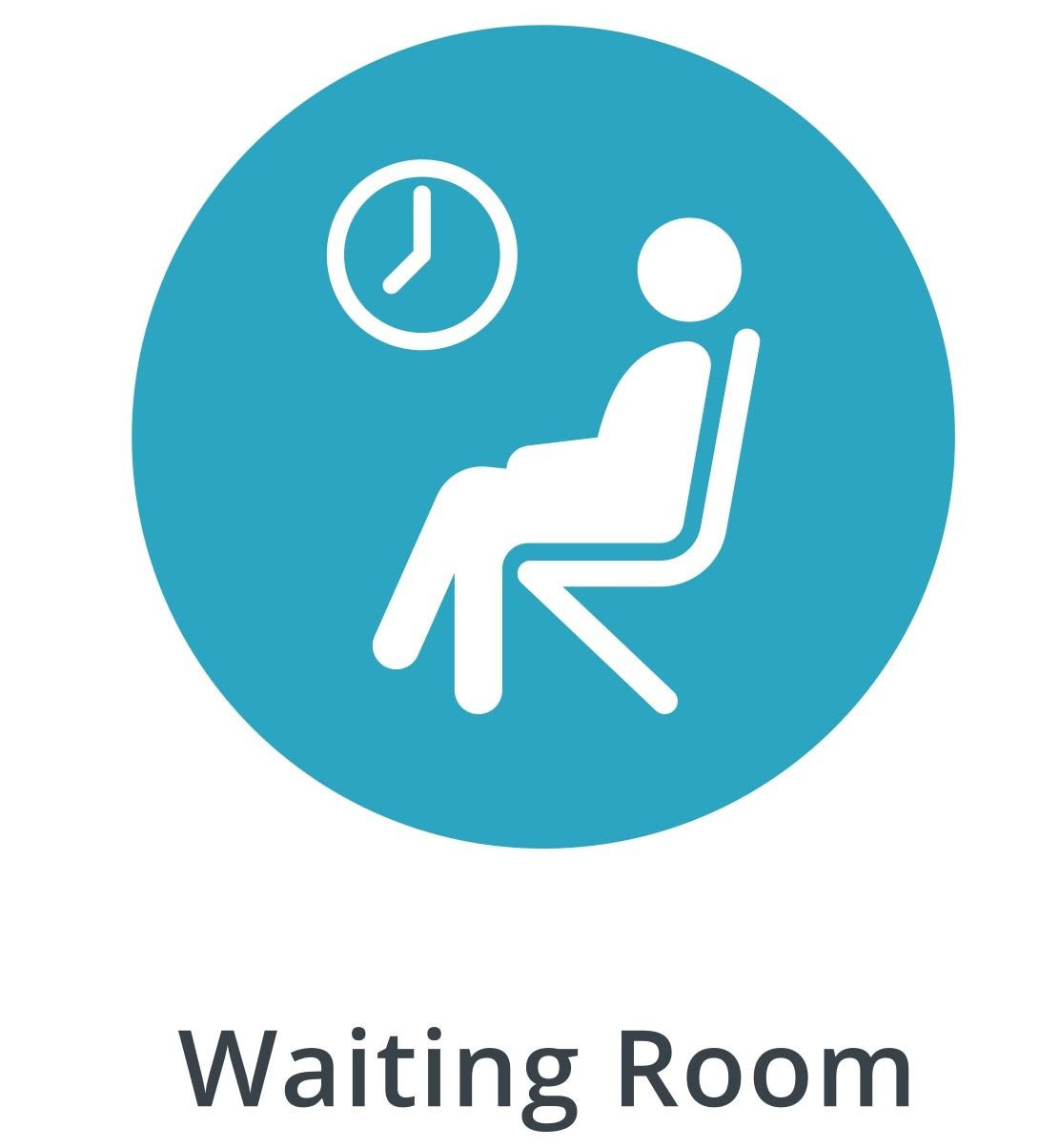 Waiting for your appointment image